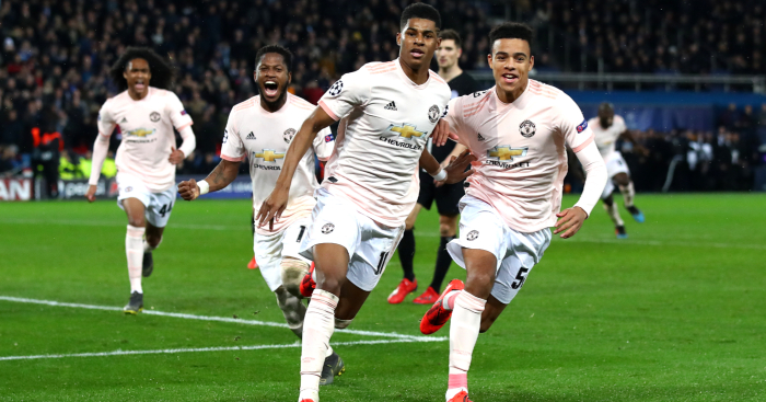 Image result for man united psg
