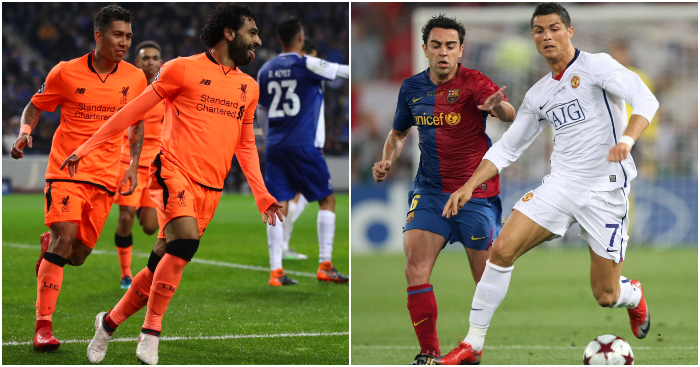 Champions League Draw The Head To Head Statistics Football365