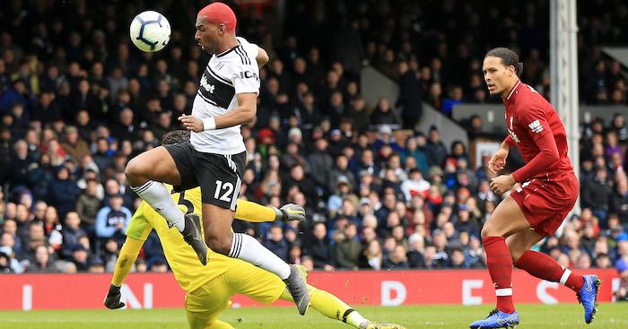 Alisson Babel Van Dijk Liverpool Fulham