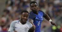 Raheem Sterling Paul Pogba England France