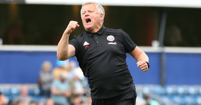 Image result for chris wilder