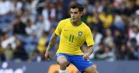 Philippe Coutinho Brazil