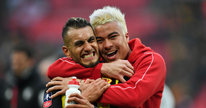 All hail Watford and the redefinition of 'doing a Leicester