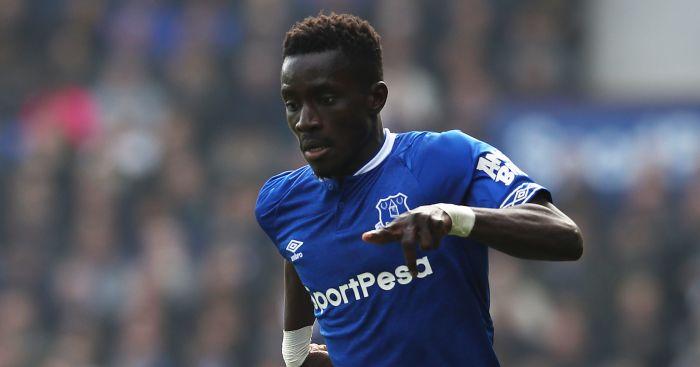 Idrissa Gueye Everton