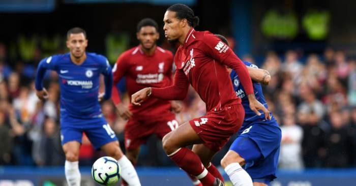 d3f5e431b15 Big Weekend  Liverpool v Chelsea