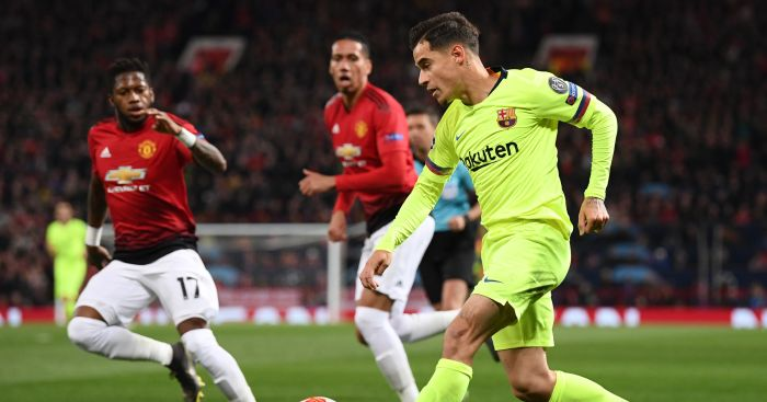 0a5fcf3ccef Report: Why Coutinho is now an 'impossible signing' for Man Utd ...