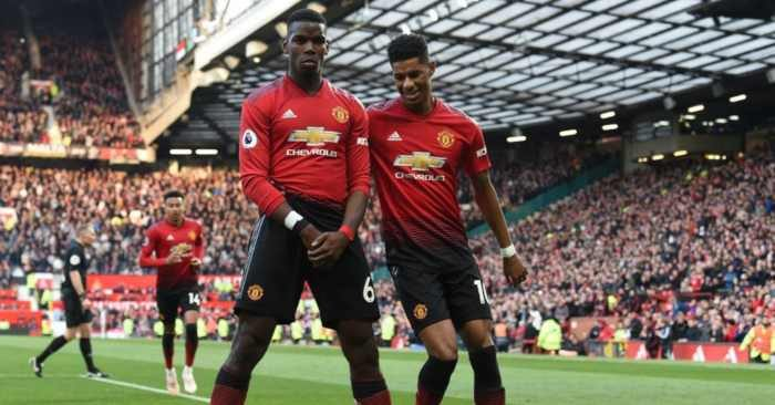 Image result for Rashford Pogba
