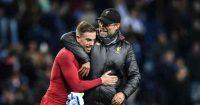 Jurgen Klopp Jordan Henderson Liverpool Porto