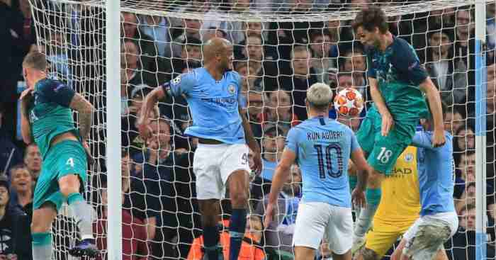 Fernando Llorente Tottenham Manchester City