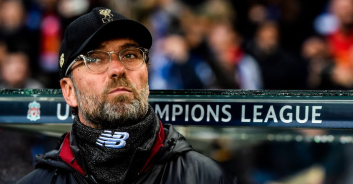 Has anyone noticed that Klopp has done the 'unthinkable'?