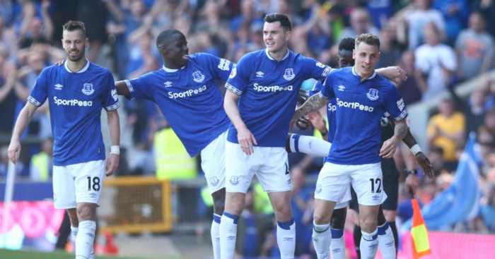 Michael Keane Everton