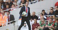 Unai Emery Arsenal F365