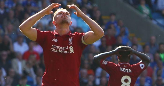 Jordan Henderson Liverpool