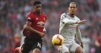Virgil van Dijk Manchester United Liverpool