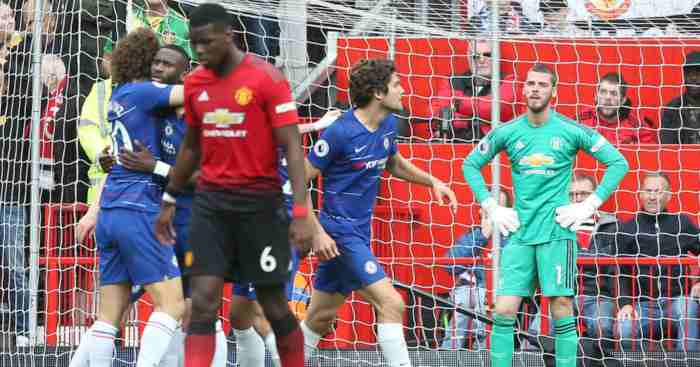 Manchester United Chelsea