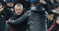 Jose Mourinho Jurgen Klopp Manchester United Liverpool