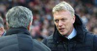 David Moyes Jose Mourinho Manchester United
