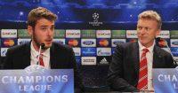 David Moyes David de Gea Manchester United