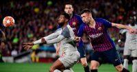 Georginio Wijnaldum Liverpool Barcelona