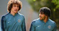 Reece James David Luiz Chelsea