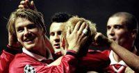 Manchester United 1999 David Beckham