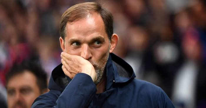 Thomas Tuchel Paris Saint-Germain