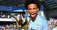 Leroy Sane Manchester City