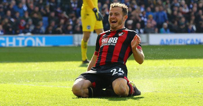 Ryan Fraser Bournemouth Spurs