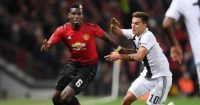 Paul Pogba Paulo Dybala Manchester United Juventus