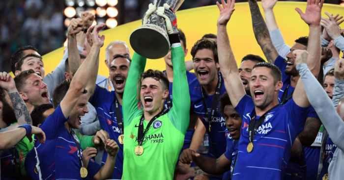 Kepa Arizzabalaga Chelsea