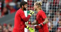 Alisson Loris Karius Liverpool