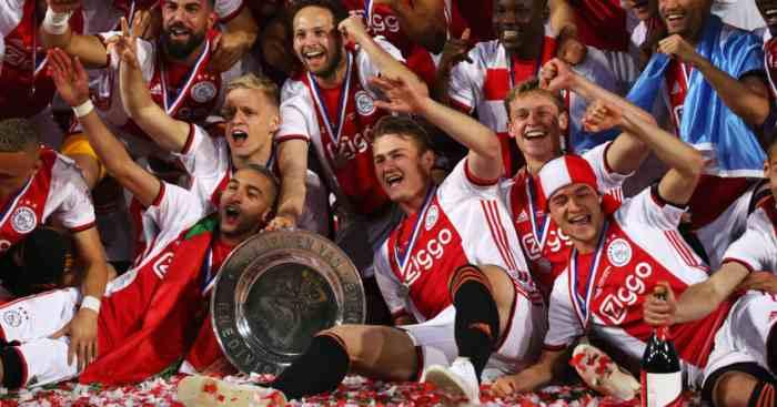 Matthijs de Ligt Ajax