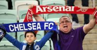 Arsenal Chelsea fans