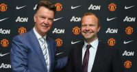 Louis van Gaal Ed Woodward Manchester United