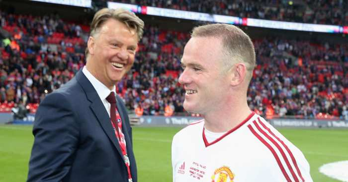 Van Gaal: 'Over The Hill' Rooney 'one Of My Best Players