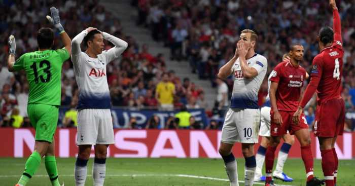 Harry Kane Heung Son-min Tottenham