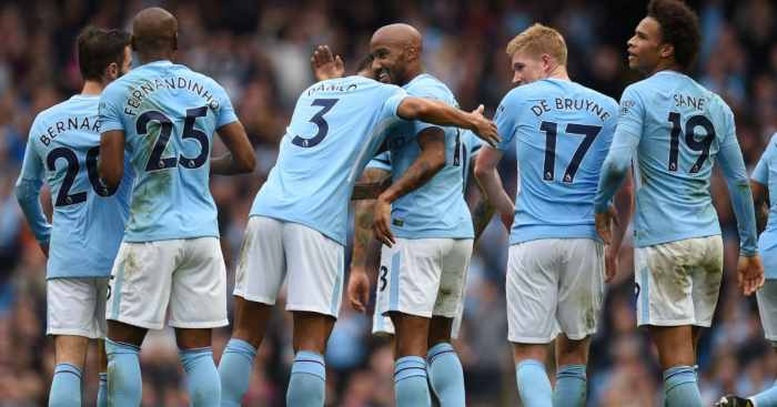 Man City accept two more PL title winners will leave