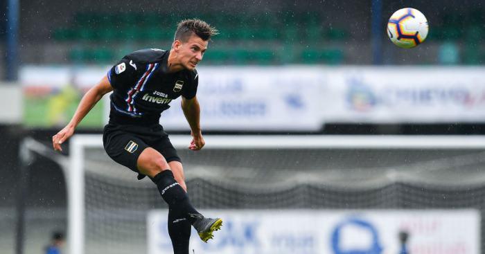 Dennis Praet Sampdoria