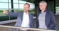 Ed Woodward Jose Mourinho Manchester United