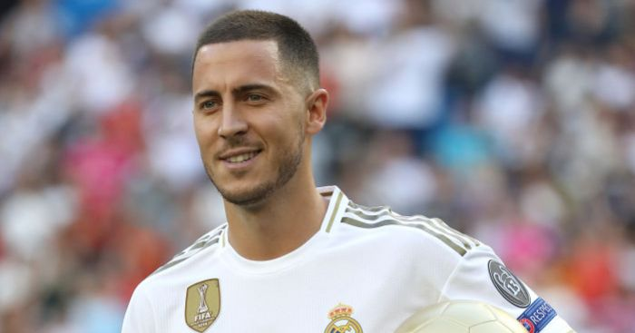 Hazard 'no Galactico'...but Did Ask For Modric's Shirt