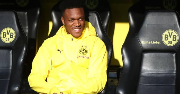 Dan-Axel Zagadou Dortmund