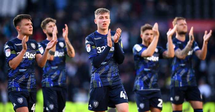 Jack Clarke Leeds United