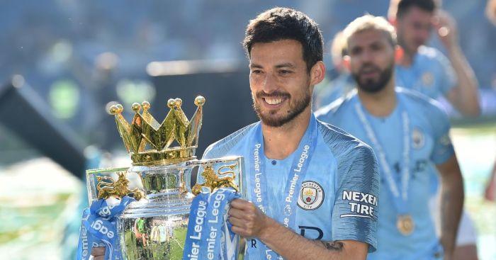 David Silva Man City Lazio