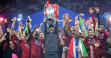 Jurgen Klopp Liverpool Champions League