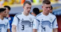 Lukas Klostermann Germany U21s