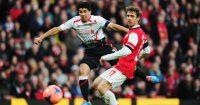 Luis Suarez Liverpool Arsenal