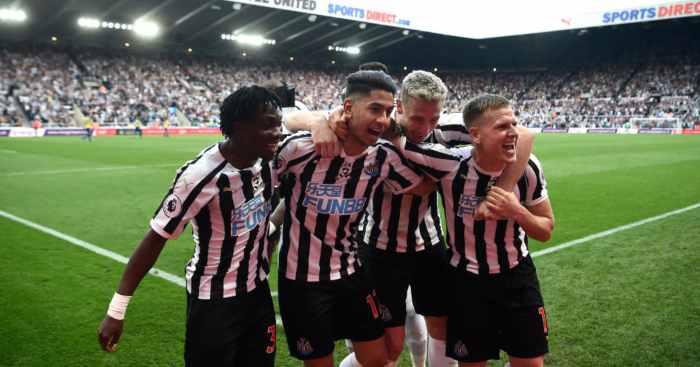 Ayoze Perez Newcastle United