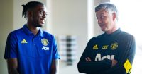 Aaron Wan-Bissaka Ole Gunnar Solskjaer Manchester United