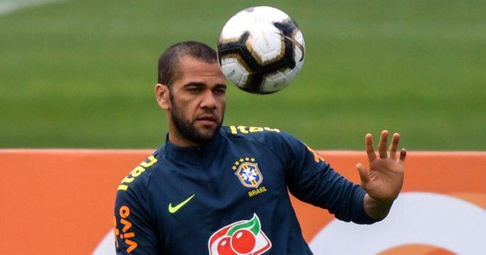 Dani Alves Brazil