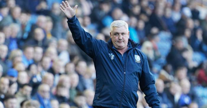 Steve Bruce Sheffield Wednesday